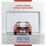 Select-Line Mustang